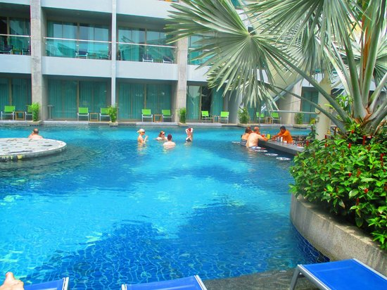 The KEE Resort & Spa: Pool