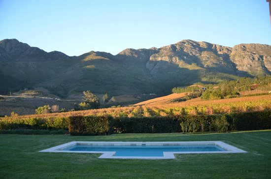 La Residence: Private swimming pool of our villa