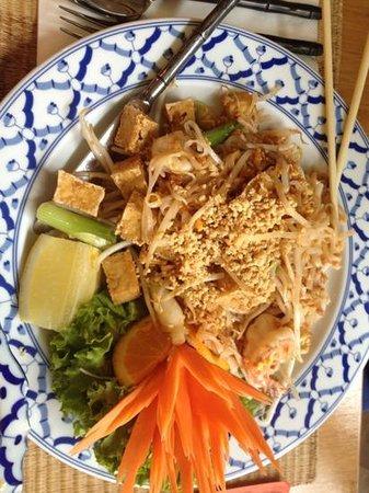Zillemarkt: pad thai