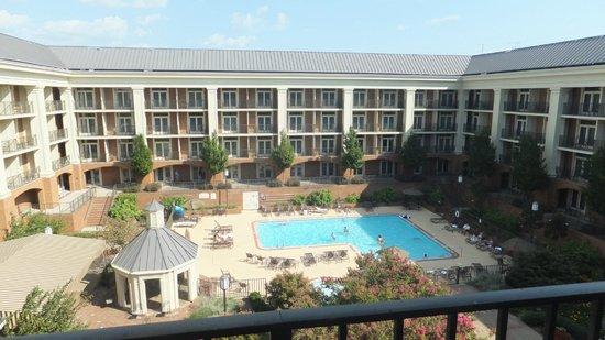 Sheraton Music City Hotel Nashville Tn