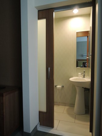 SpringHill Suites Wenatchee: Other toilet