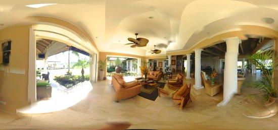 Tryall Club : Living area