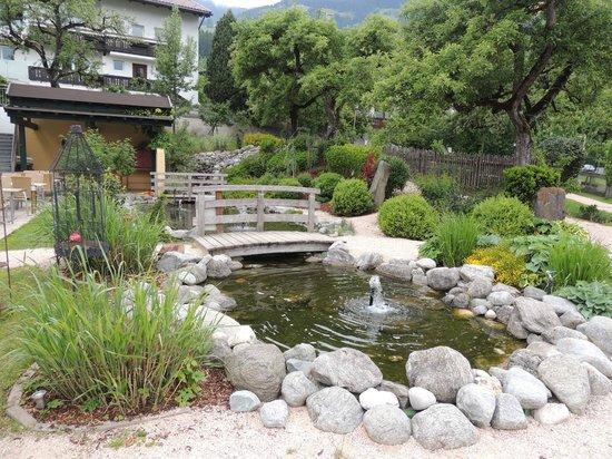 Hotel Kohlerhof: Gartenbereich
