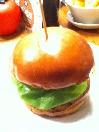 Gourmet Burger Kitchen Greenwich