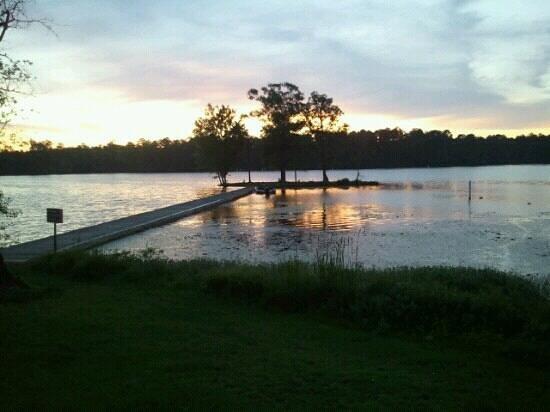 Paul B. Johnson State Park: Daybreak at Paul B. Johnson!