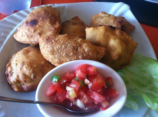 Hetu U : empanadas
