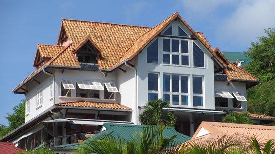 La Suite Villa: Le Pavillon des Suites