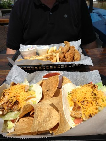 Captain Lou's: South Beach Tacos and Fish and Chips