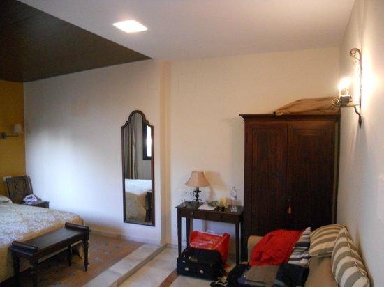 Casona de San Andres Hotel: camera