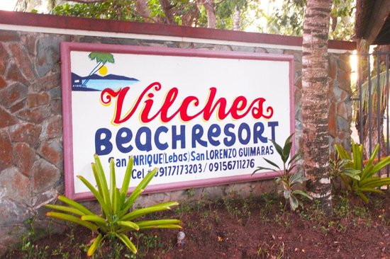 Guimaras Island, Φιλιππίνες: Welcome to Vilches Beach Resorts!