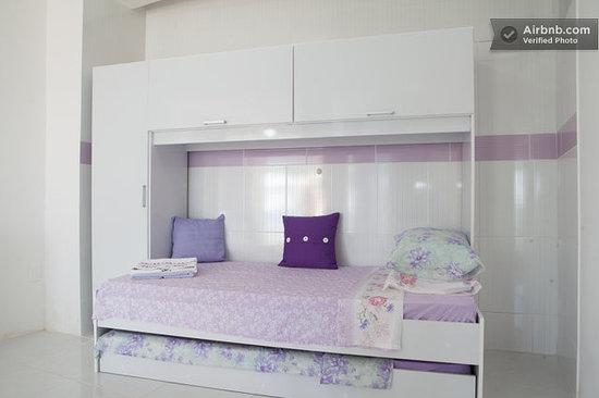 Encanto da Sereia: EXTRA BEDS APARTMENT PURPLE