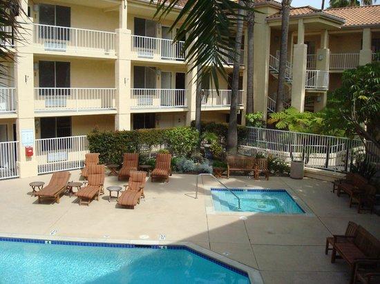 Radisson Hotel San Diego - Rancho Bernardo: Spa.