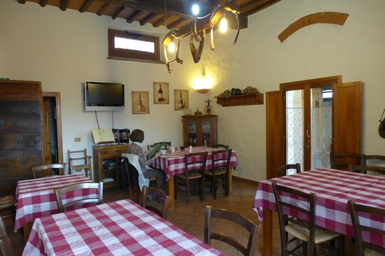 Agriturismo Il Calesse: Dining Room