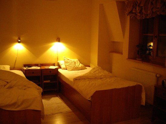 Kazimierz's Secret Apartments : Sleeping area in Apartment 11