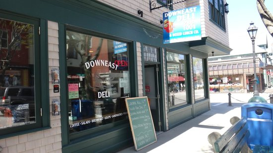‪Downeast Deli‬