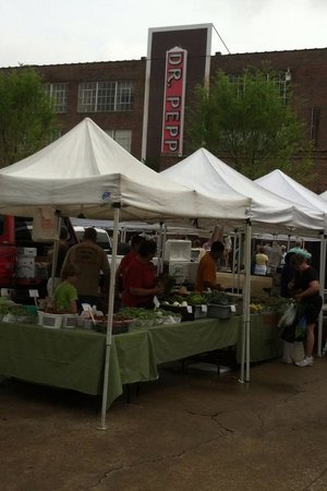 The Market at Pepper Place : Outdoor shopping and browsing