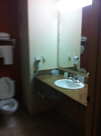 Sleep Inn , Inn & Suites: Bathroom