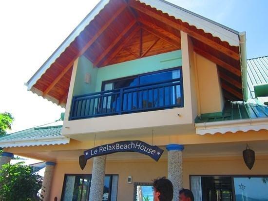 Le Relax Beach House : Add a caption