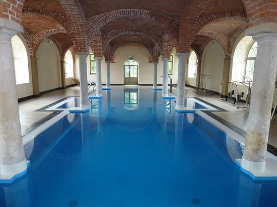 Wiechlice Palace Hotel: Pool