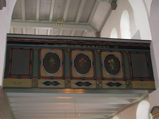 Sct. Nicolai Church: Pax'sche Galerie