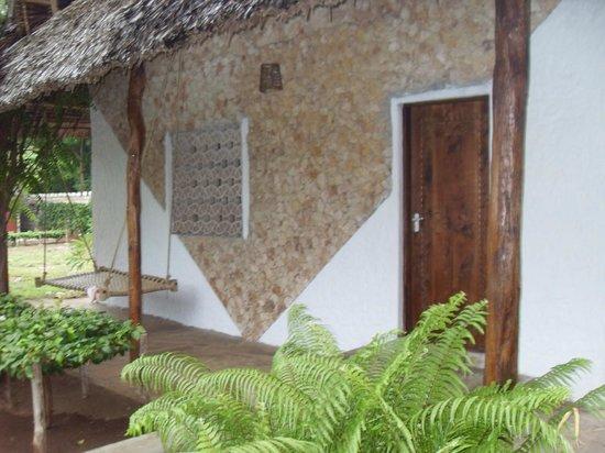 hotel Eco Lodge Jua Bahari: Double room