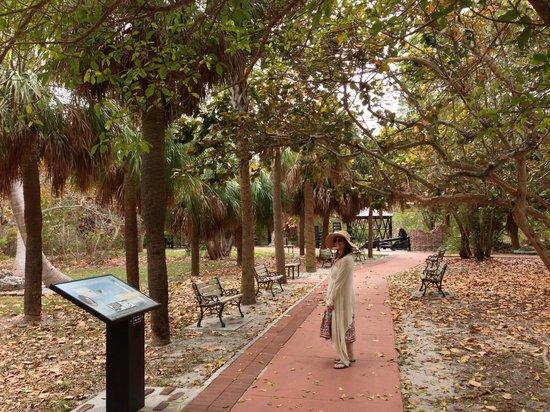 Bill Baggs Cape Florida State Park: Beautiful walking trails