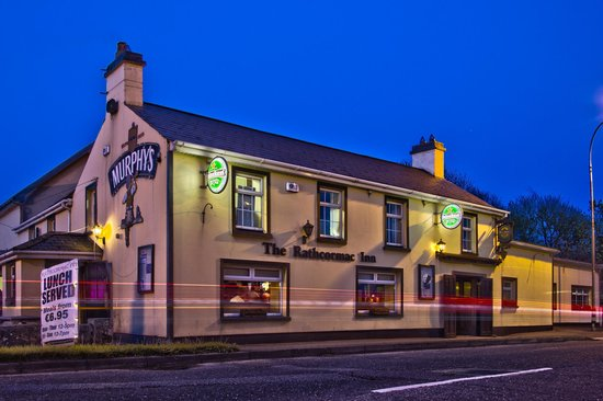 The Rathcormac Inn: Rathcormac Inn @ night