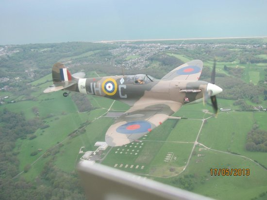 Action Stations: magnificant spitfire