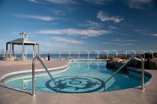 Oak Bay Beach Hotel: Boathouse Spa and Baths