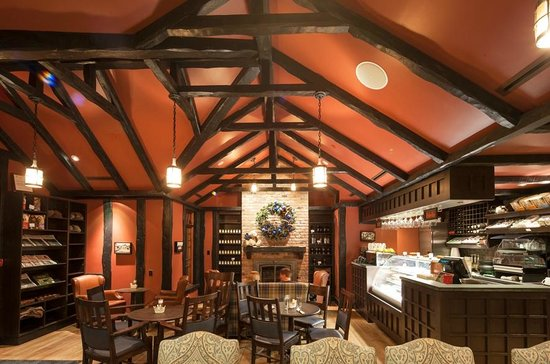 Oak Bay Beach Hotel : Kate's Cafe