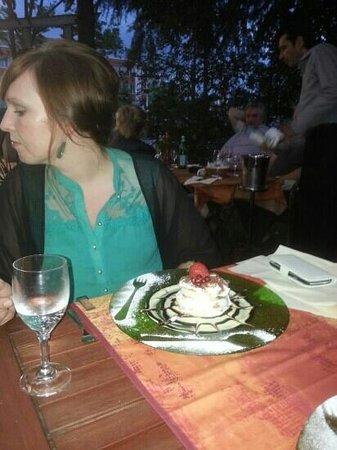 Trattoria Trinacria: Dessert1