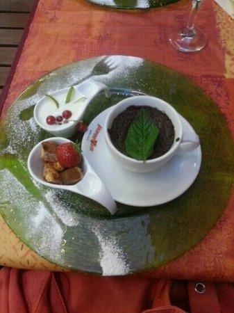 Trattoria Trinacria: Dessert2