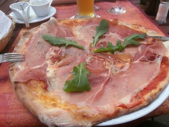 Trattoria Trinacria: Pizza