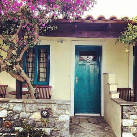 Angeliki Beach Hotel: bungalows
