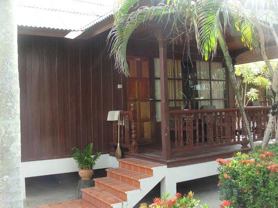Lamai Coconut Beach Resort: il bungalow