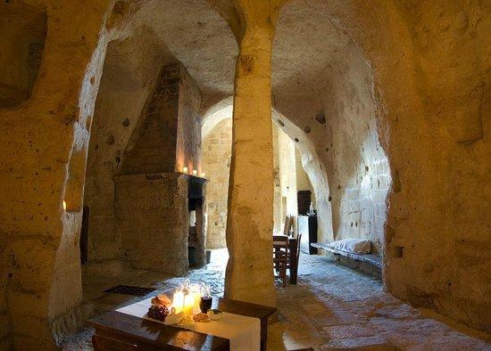 Sextantio Le Grotte della Civita: Church