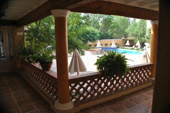 Hotel Boutique La Granja: Pool was perfect