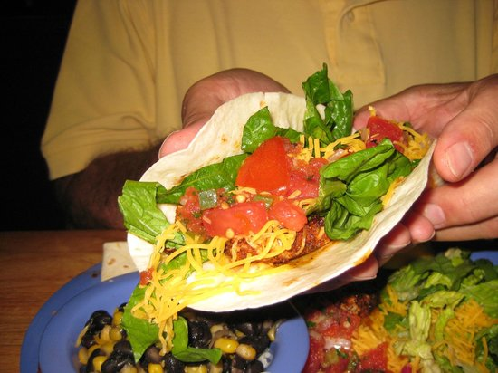 Darrell's Restaurant : Fish Tacos