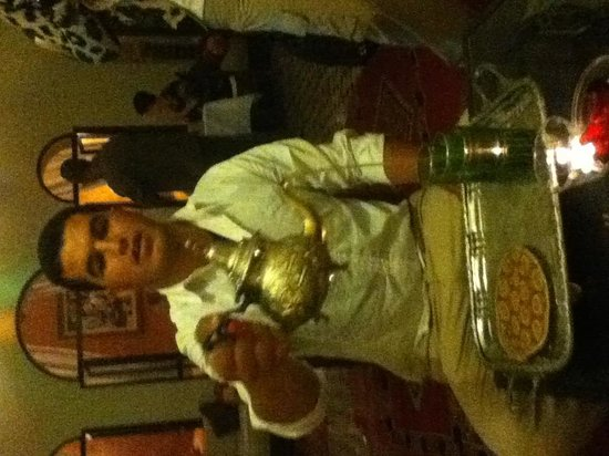 Sahara Tours 4x4: Ceremonia del te con Hassan :)