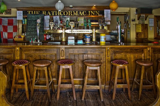 The Rathcormac Inn: De Bar @ Rathcormac Inn