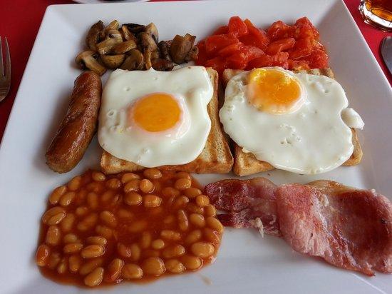 Love Star: breakfast