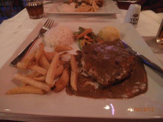 Love Star: dinner