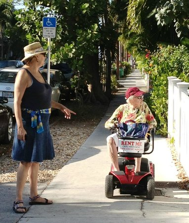 Island Comfort Mobility Key West Fl