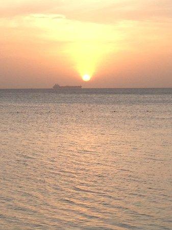 Hotel Riu Palace Aruba: Beautiful sunsets