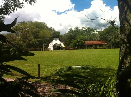 Hotel Hacienda El Jaral: relaxing place