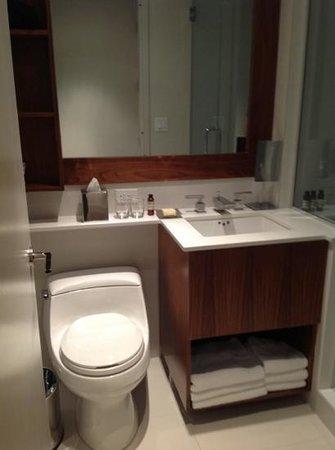 The Gotham Hotel: bath #2
