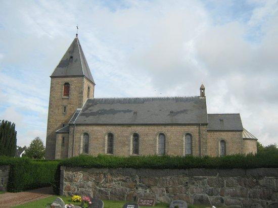 Gudhjem Kirke