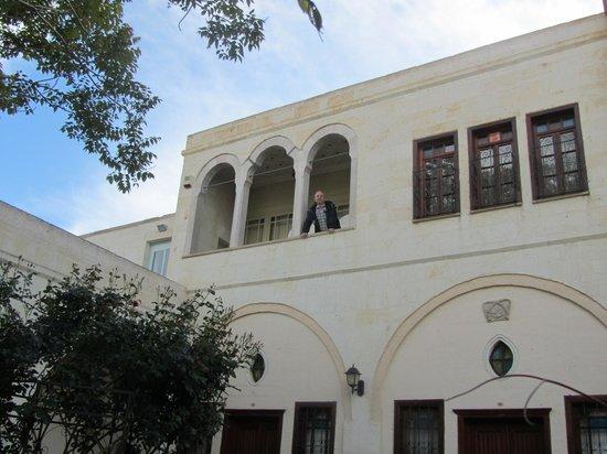 Gul Konaklari - Sinasos Rose Mansions: Rose Mansions