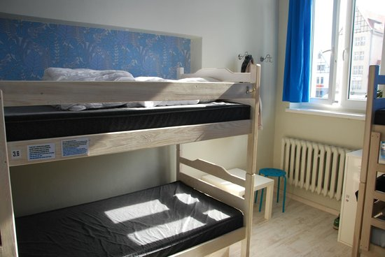 Riverside Hostel: 4p bedroom