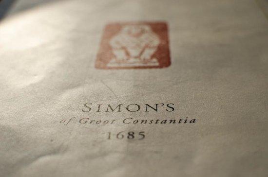 Simon's Restaurant: Diverse menu